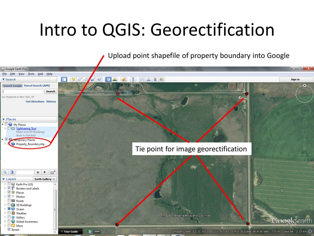GIS For Permaculture